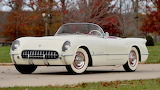 1953 Chevy Corvette