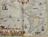 L'Atlas de Mercator, 1633, cote FA In-F°62