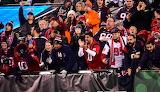 Texans Fans In New York