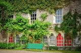 Building, castle, facade, windows, architecture, England