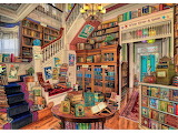 Fantasy bookshop