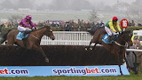 Sizing Europe and Andrew Lynch 2011 Champion Chase