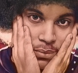 Prince pencil drawing
