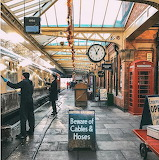 Central Train Station - England