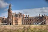Abandoned Barnes Hospital
