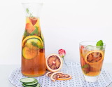 Pimm's and Lemonade Punch
