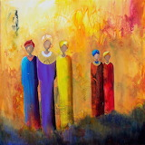 sun worshipers, Beverly Ash Gilbert