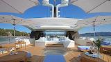 yacht deck interior