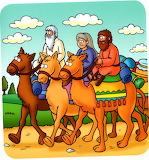 Abraham abandona su tierra