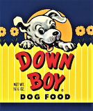 Vintage Dog Food Label
