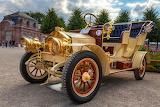 retro convertible 1904 car