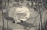 """Art tumblr enchantedbook Ariel """"Louis Rhead"""" Shakespeare """"A Mids"""