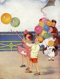 Con i palloncini