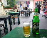 A Beer in Anogia