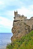 Crimea - Swallow nest