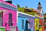 Colorful in Bo-Kaap District by ken-treloar