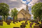 Churchyard, Norway