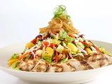 ^ Chicken Mango Avocado Salad