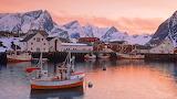 Norway island villages