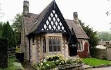 Old Stone English Cottage