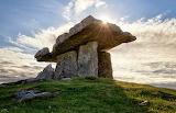 Poulnabrone Dolmen-Irlande
