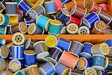 Rotate Sewing Thread