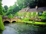 Small Village Outside of London England