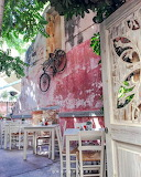 Taverna in Chania old town