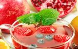 Strawberries-food