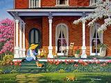 Mothers Day ~ John Sloane