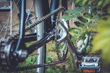 Bicycle Closeup