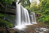 russell falls, austrailia