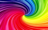#Swirling Rainbow
