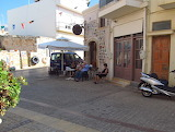 Street corner Old Malia