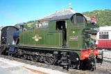 Llangollen Railway #5553 At Carrog, UK