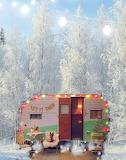 Christmas Camper