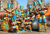 Circo di strada circus parade