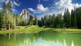Val Gardena-Dolomites-Italy