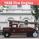 1938 Fire Engine