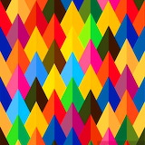Colours-colorful-triangles-geometric