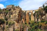 Old bridge Ronda Spain