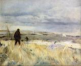 Breton Fishermen - JF Raffaelli