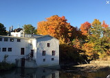 Moulin Legare St-Eustache, Quebec, Canada by Real Chavigny from