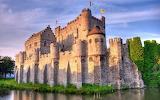 Castle 338 - Gravensteen, Belgium
