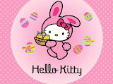 Happy Easter Kitty