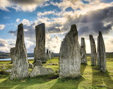 Callanish Standing Stones, Stornoway, Outer Hebrides