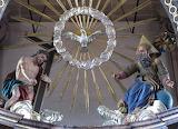 Dove-Holy Spirit-Jesus-God-religion-statue