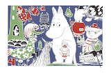 Tove Jansson, Moomintroll poster