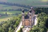 Frauenberg, Church, Austria by Harry Schiffer