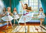 little ballerinas painting